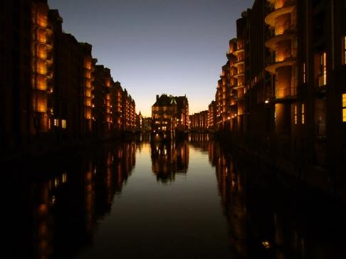 #Hamburg #Speicherstadt