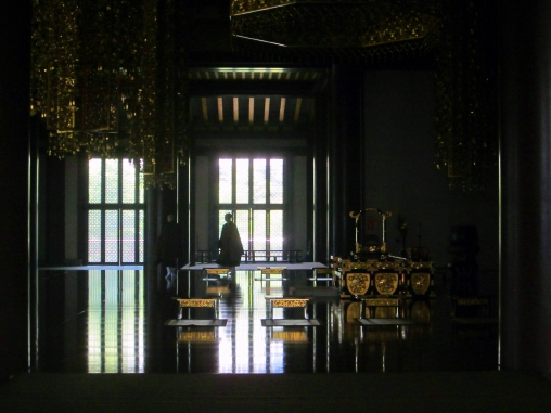 inside temples