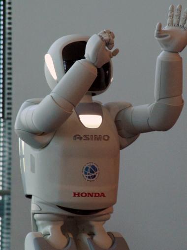 Domo arigato Mr. Roboto