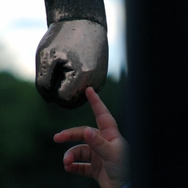 Vigelands Trotzkopfhand